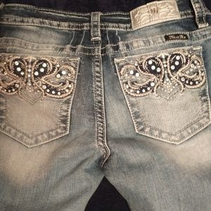 Nwt Miss me Jeans.